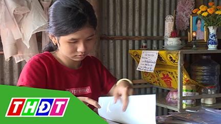 Tiếp sức đến trường - 27/12/2019: Em Nguyễn Thụy Thủy Tiên (H.Hồng Ngự)