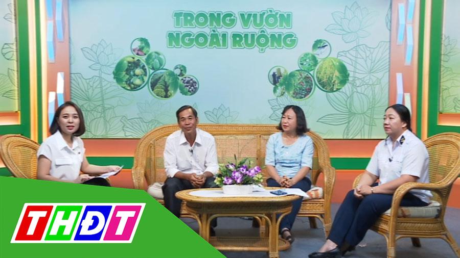 Trong vườn ngoài ruộng - 09/03/2020: Tìm giải pháp ứng phó hạn mặn tại Đồng Tháp