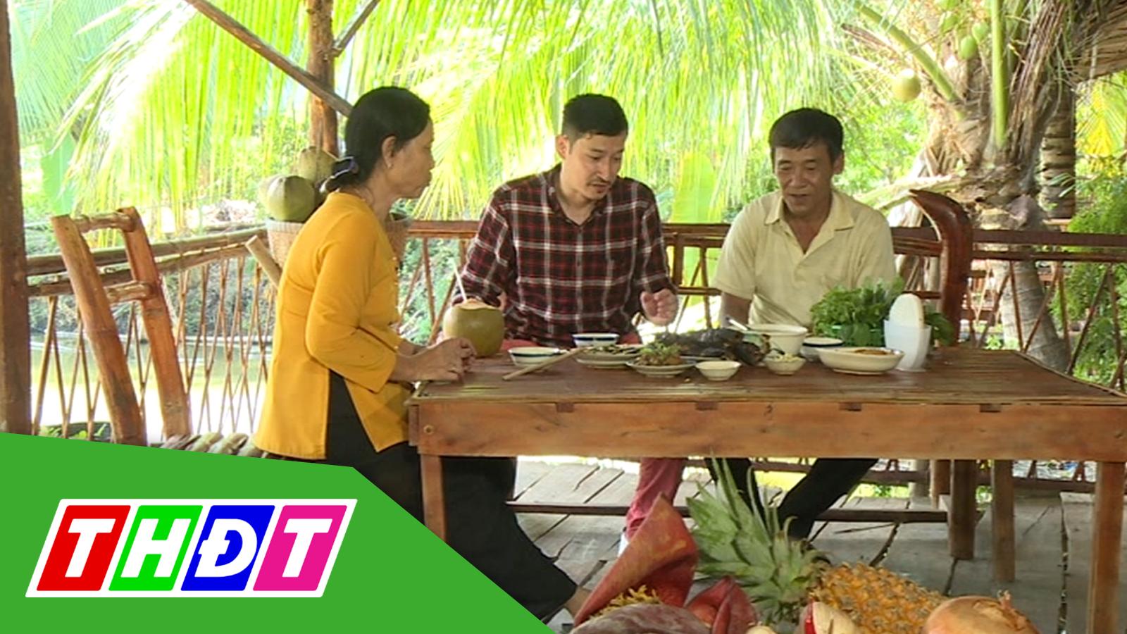 Ẩm thực đất sen hồng - 05/10/2020: Món ngon từ cá cơm miệt sông