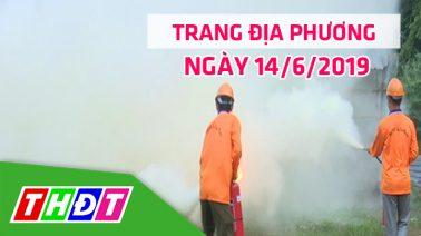 Trang tin địa phương, 14/6/2019 - Huyện Thanh Bình