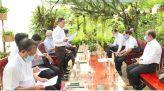 Họp mặt báo chí thông tin kết quả Đại hộ Đảng bộ tỉnh Đồng Tháp