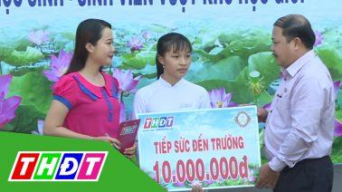 Tiếp sức đến trường - 14/6/2019: Em Nguyễn Thị Huỳnh Hương