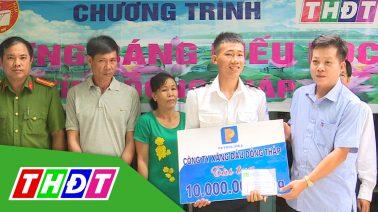 Gương sáng hiếu học - 31/3/2020: Sinh viên Trần Thanh Việt Anh
