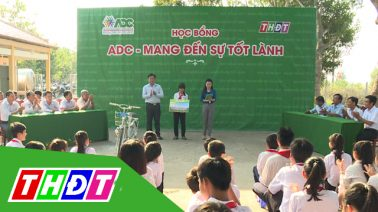 ADC mang đến sự tốt lành - 21/02/2019: Học sinh Ngô Thị Ánh Hằng